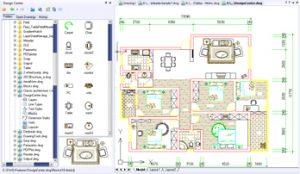 zwcad-Design_Center