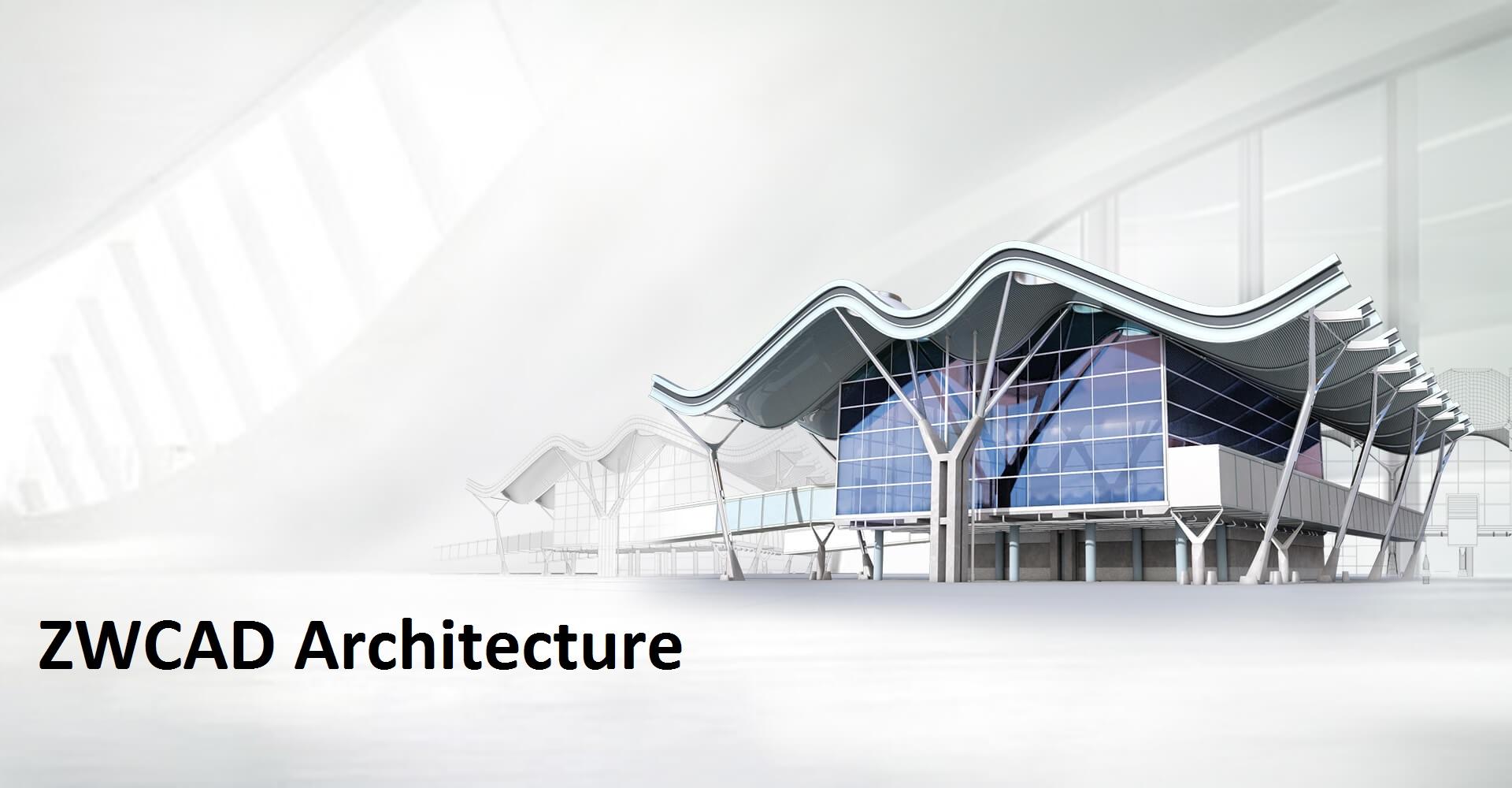 ZWCAD-Architecture-2018
