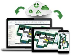 Flexible Arbeitsmöglichkeiten zwischen Desktop und Mobile