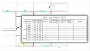 Direkt Wände, Türen, Fenster generieren
