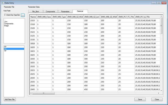 ZW3D-Standardteilebibliothek