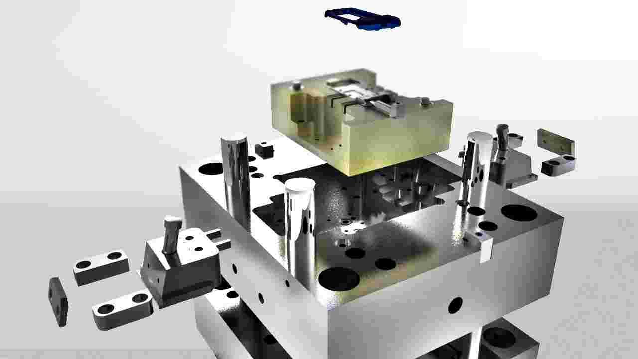 ZW3D-Werkzeugbau